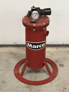 New Marco 286 Inline Air Filter For Welding Sandblasting Respirator Breathing