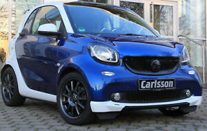Carlsson Alloy Wheels Winter Tyres Winter Tyres Smart Fortwo Forfour 453 Hankook