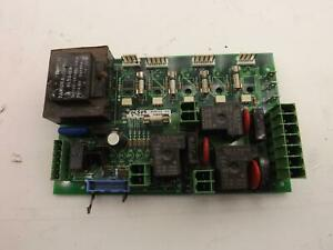 Itw Dynatec 106094 Power Printed Module Pcb Circuit Board T40036