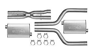 Dynomax 39518 Bolt On Cat Back Exhaust Systems For Cars