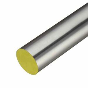 316 Stainless Steel Round Rod 1 875 1 7 8 Inch X 36 Inches