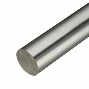 440c Stainless Steel Round Rod 1 500 1 1 2 Inch X 12 Inches
