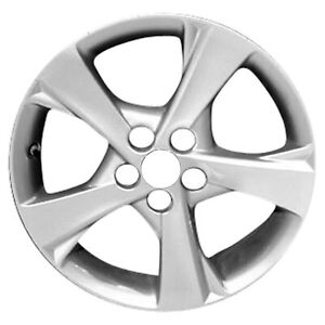 New Set Of 4 16 Alloy Wheels Rims For 2011 2012 2013 Toyota Corolla Matrix