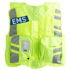G3 Ansi Advanced Ems Safety Vest Statpacks