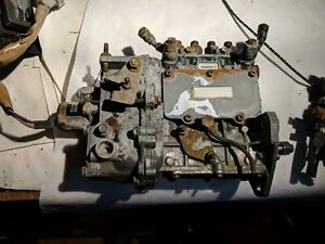 Thermo King John Deere Yanmar Diesel Fuel Injection Pump 729486 51450