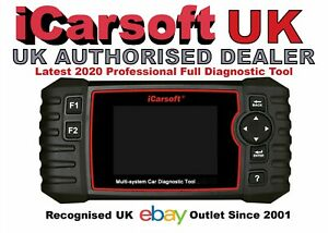 Obd2 Icarsoft Fa V2 Fiat Diagnostic Tool Srs Abs Engine Fault Code Scan Dpf Bms