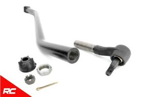 Rough Country Front Adjustable Track Bar Fits 97 06 Jeep Wrangler Tj Xj 1 4 5