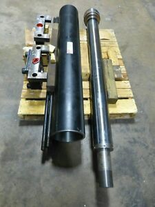 Peninsular Cylinders Sef3486 Hydraulic Cylinder For Ann Arbor Broach Machine