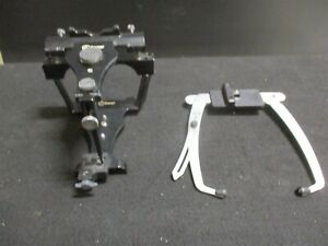 Used Denar Dental Laboratory Articulator W Facebow For Occlusion Analysis