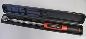 Gearwrench 85077 1 2 Drive Electronic Torque Wrench 250 Ft lb