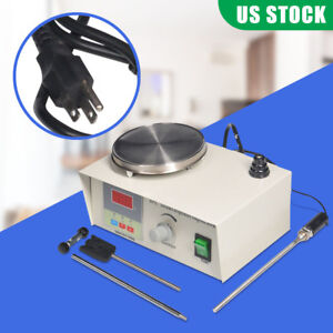 Magnetic Stirrer Hotplate Digital Magnetic Mixer Heating Control 110v 220v Us