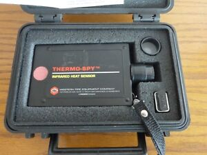 Western Fire Equipment Thermo spy Infrared Heat Sensor Scanner 71500
