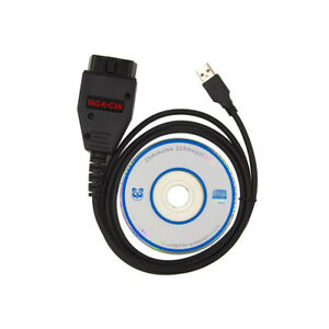 Vag K Can Commander Scanner Com Cable For Vw Audi Useful Durable New Sale