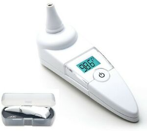 New Adc Adtemp 421 Compact Digital Tympanic Ear Thermometer