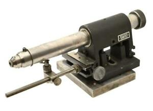 Weldon Tool Co Air Flow Sharpening Fixture