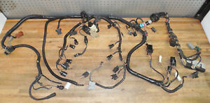 92 93 Ford 5 0 Mustang Gt Computer Fuel Injection Engine Wiring Wire Harness Oem