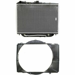New Kit Cooling Fan Assembly For Isuzu Rodeo 1993 1995