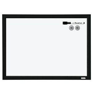 Quartet Dry Erase Board Whiteboard Magnetic 17 X 23 Black Frame