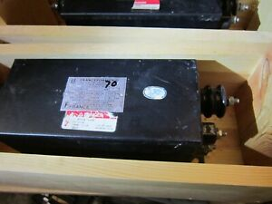 Old Style Neon Transformer 15kv 30ma Used But Guaranteed Franceformer N70