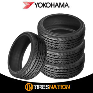4 Yokohama Advan Sport A s V405 285 30r19 98y Xl All Season Tires