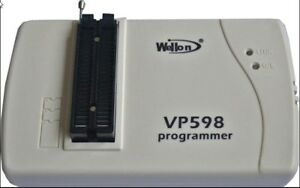 Wellon Vp598 Vp 598 Eeprom Flash Mcu Programmer Usb