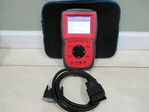 Matco Proplus Diagnostic Scanner With 80s To 2014 Update Like New