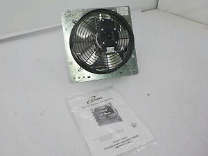 Iliving Ilg8sf10v Variable Speed Shutter Exhaust Fan Wall mounted 10