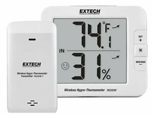 Extech Rh200w t Humidity Meters