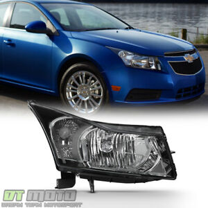 2012 2015 Chevy Cruze 2016 Cruze Limited Headlight Headlamp Right Passenger Side