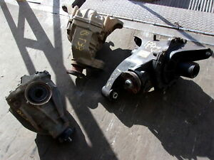 11 12 13 Dodge Durango Rear Differential Carrier Assembly 3 45 Ratio 105k Oem