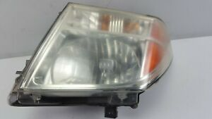 2005 2007 Nissan Pathfinder Front Left Driver Headlight Oem