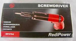 Chicago Pneumatic Redipower Air Tool Direct Drive Screwdriver rp2764