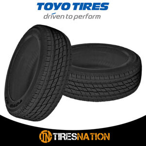 2 New Toyo Open Country H t P275 70r16 4 Ocht 114h Tires