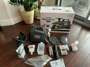 Greenstar Pro Professional Commercial Twin gear Juicer Gs p502 b
