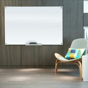 Glass Dry Erase Marker Board 31 1 2 X 47 1 5 Whiteboard