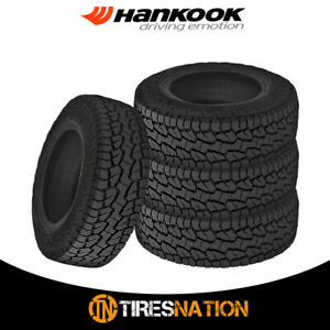 4 New Hankook Rf10 Dynapro At m P265 70r17 113t Owl A t Tires