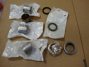 3230 3430 3930 4600 4610 4630 Ford Tractor Front Spindle Bushing Kit