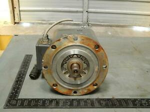 Siemens Ft5100 0ac01 2 z Permanent Magnet Motor 127 V 2000 Rpm 18 5 24 0 A T9909