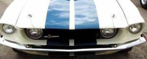 Hood Pin And Lanyard Kit 1967 Shelby Gt350 Gt500