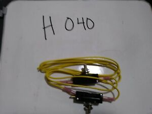 Hussmann Electrical Fan Delay Switch H040