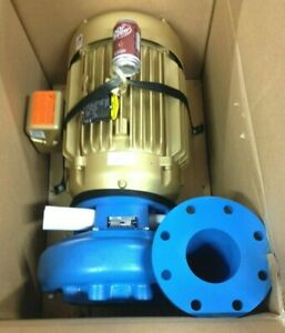 Goulds 17bf2m9d0 3 Phase 230 Vac 460 Vac Centrifugal Pump 6 In 4 Out