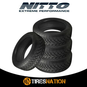 4 New Nitto Nt420s 275 55r20 117h Xl Tires