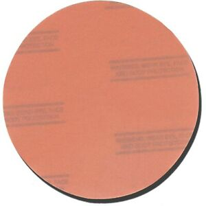 3m 01189 Red Abrasive Hookit 6 In P600 Grit Auto Body Sanding Disc 50 box