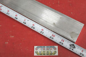 1 2 x 2 Aluminum Flat Bar 24 Long 6061 T6511 Solid Extruded Plate Mill Stock