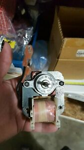 Hussmann 4w Fan Motor With Blade H064