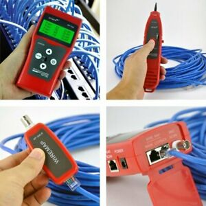 Noyafa Nf 308 Multipurpose Lcd Display Network Cable Tester Line Finder Dy