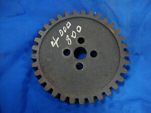 New 600 800 601 801 2000 4000 Ford Tractor Camshaft Hydraulic Pump Drive Gear