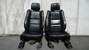 2011 2012 Grand Cherokee Front Leather Bucket Seats W Airbag Rh