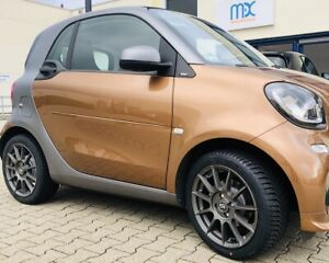 Msw 85 Alloy Wheels Smart Fortwo 453 Winter Tyres Kumho 16 Grey By Oz