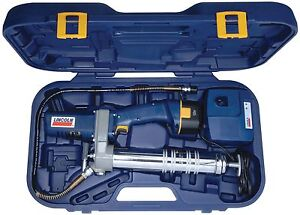 Lincoln 1242 Powerluber 12v Cordless Grease Gun Kit 1 Battery